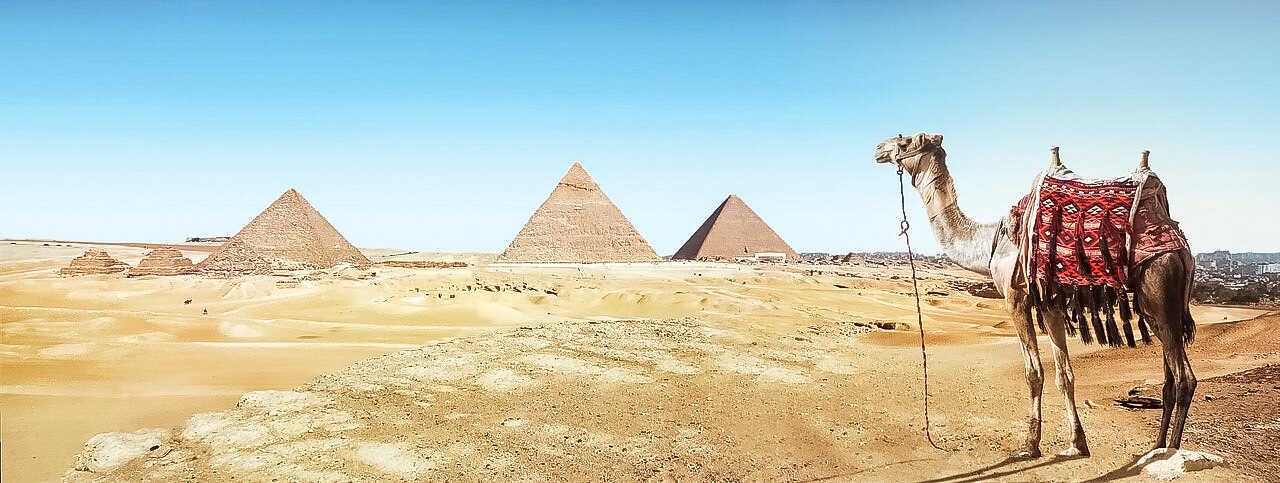 Egyiptom, a Fáraók országa