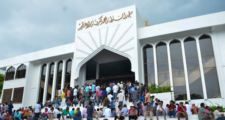 Grand Friday mecset