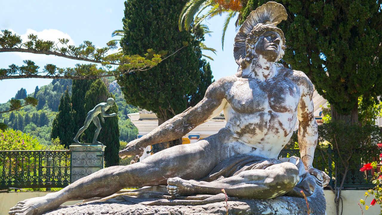 Haldokló Achilleusz