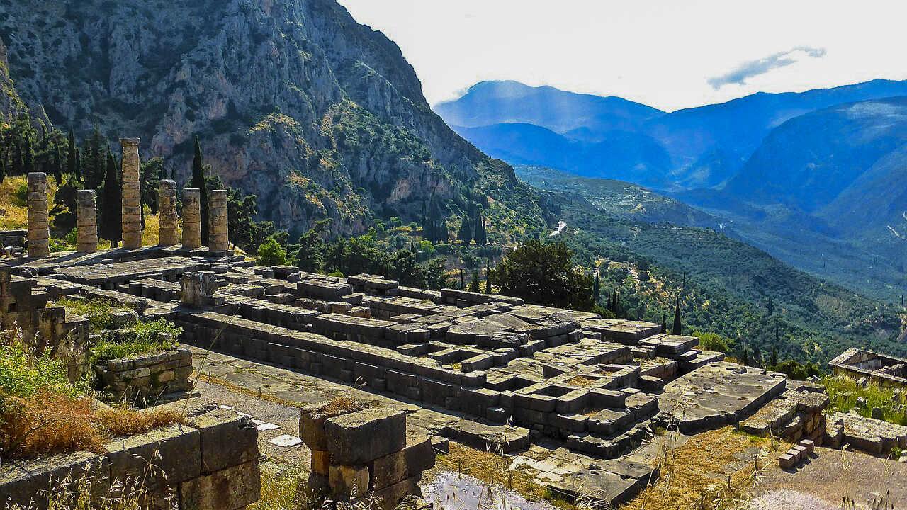 Apollón-templom