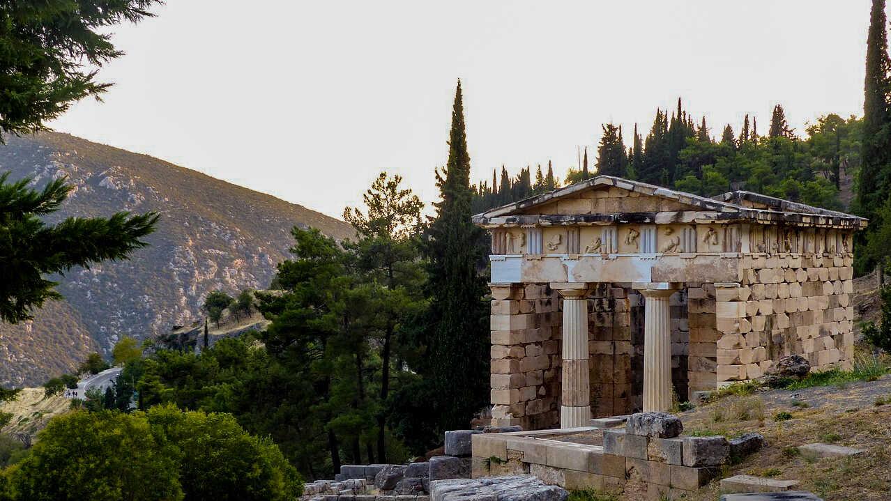 Athéniak kincsesháza