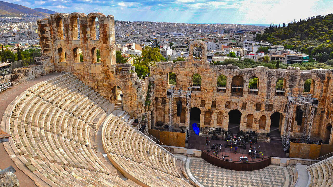 Herodes Atticus Odeon
