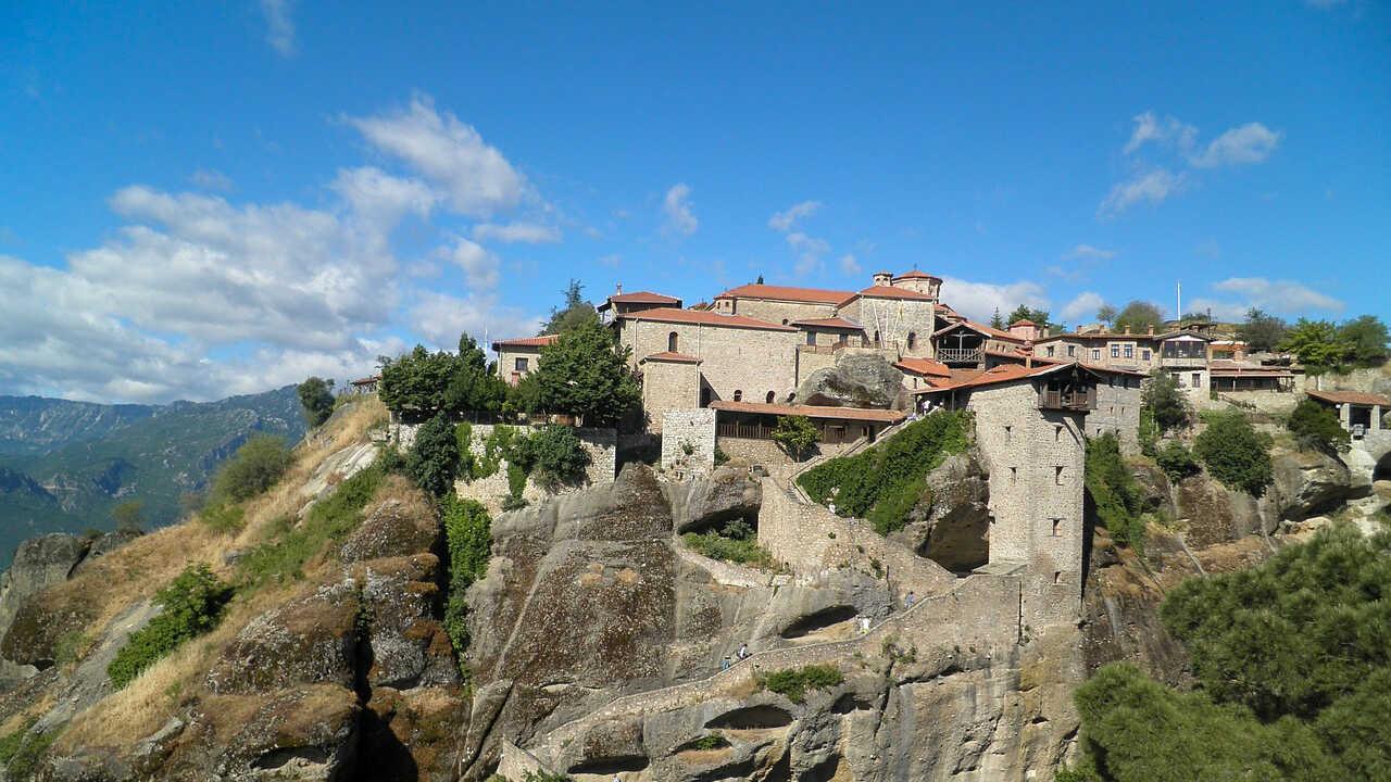 Nagy Meteora kolostor