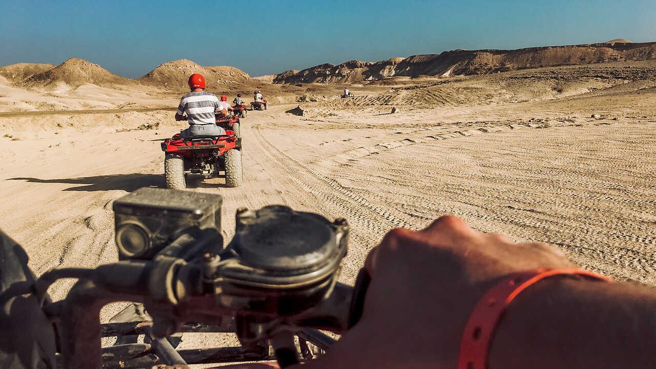 Sivatagi quad