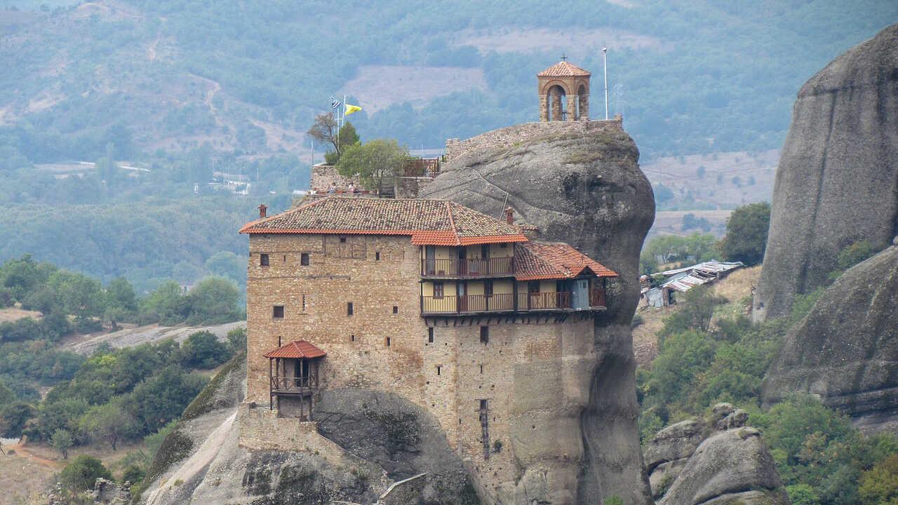 Szent Miklós kolostor